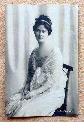 Duncan, Isadora  Ansichtskarte AK Miss Duncan