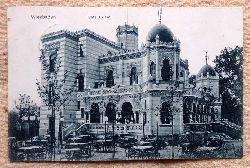 Ansichtskarte AK Wiesbaden. Cafe Orient