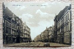 Ansichtskarte AK Cöln-Nippes. Neusserstrasse, unterer Teil