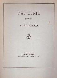 Bonnard, A.  Dancerie pour Guitare