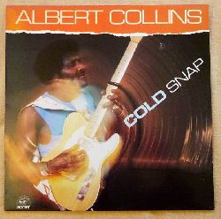 Collins, Albert  Cold Snap LP 33 1/3 UMin