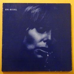 Mitchell, Joni  2 Titel / 1. Blue (LP 33 1/3)