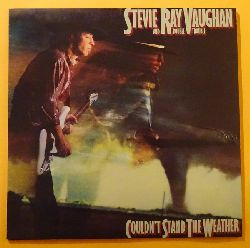 Vaughan, Stevie Ray und Double Trouble  Couldn`t stand the weather (LP 33 1/3)