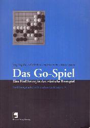 Digulla, Jörg; Alfred Eberg und Andreas Fecke  Das Go-Spiel. Eine Einführung in das asiatische Brettspiel