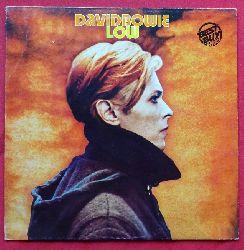 Bowie, David  Low LP 33 1/3 UpM