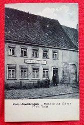 Ansichtskarte Ak Hofen-Spaichingen. Wirtschaft zum Ochsen, Friedr. Merkt