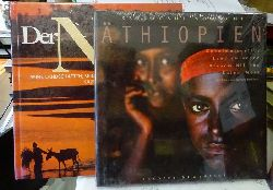 Nomachi, Kazuyoshi und Richard Pankhurst  4 Titel / 1. Äthiopien (Geheimnisvolles Land zwischen Blauem Nil und Rotem Meer)