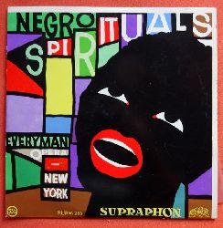 Members Of The Everyman Opera New Yor  Negro Spirituals (Choirmaster: Joseph Grawford)