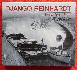 Reinhardt, Django  CD. Swing from Paris (Echoes of Spain, Nuages, Django`s Tiger, Lover Man...)