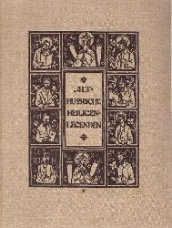 Calmann, Lia  Altrussische Heiligen-Legenden (Heiligenlegenden)