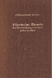Keynes, John Maynard:  Allgemeine Theorie der Beschäftigung, des Zinses und des Geldes 5. Auflage