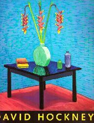 Hockney, David:  David Hockney. Exciting times are ahead ((diese Publikation erscheint anläßlich der Ausstellung David Hockney - Exciting Times are Ahead - eine Retrospektive vom 1. Juni bis zum 23. September 2001)  1. Auflage