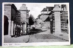 Ansichtskarte AK Heide / Holstein. Kaserne