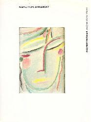 Gautherie-Kampka, Annette  Alexej von Jawlensky Eine Ausstellung zum 50. Todesjahr