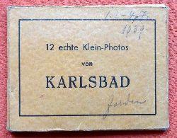 12 echte Klein-Photos von Karlsbad
