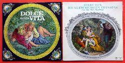 Vita, Helen  Dolce Helen Vita II + Die allerfrechsten Chansons aus dem alten Frankreich (2 x LP 33 U/min.)