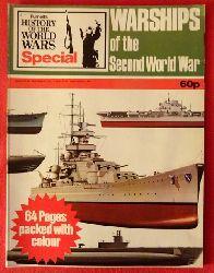 Fitzsimons, Bernhard  Warships of the Second World War