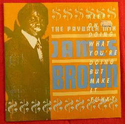 Brown, James  The Payback Mix