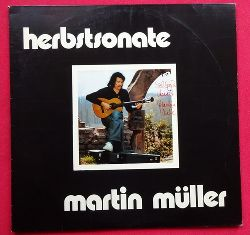 Müller, Martin  Herbstsonate (LP 33 1/3 U/min.)
