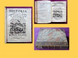 Nani, Battista  Historia della Republica Veneta di Battista Nani Cavaliere, e Procuratore di San Marco