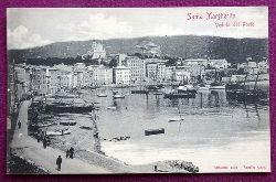 Ansichtskarte AK Santa Margherita. Veduta del Porto