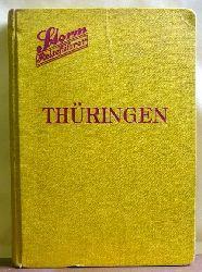 Greiner, Wilhelm Dr.  Thüringen und das Kyffhäusergebirge