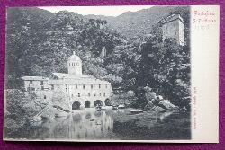 Ansichtskarte AK Portofino. S. Fruttuoso