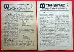 CQ Jahrgang 1936 Heft 5 / Januar/Februar 1942 (Mitteilungen des Deutschen Amateur-, Sende- und Empfangs-Dienstes (DASD) e.V.)
