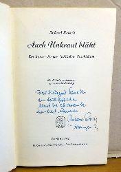 Betsch, Roland  Auch Unkraut blüht (Ein bunter Strauss fröhlicher Geschichten)