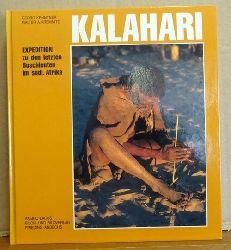 Kenntner, Georg und Walter A. Kremnitz  Kalahari. Expedition zu den letzten Buschleuten im südlichen Afrika