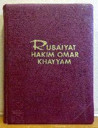 Elmi, Ali Akbar und Omar Khayyam  The Quatrains of Abolfat H Ghia Th-E-Din Ebrahim Khayam of Nishabur (Texte in englisch, französisch, deutsch, russisch und arabisch, persisch)