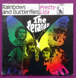 The Petards  Pretty Liza / Rainbows And Butterflies