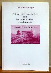Grand-Montagne, J.H.  Altitona - der magische Berg oder Die sieben Vorleben einer Prinzessin (Roman um den Mont Sainte-Odile)