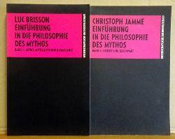 Brisson, Luc und Christoph Jamme  Einführung in die Philosophie des Mythos (Band. 1 Antike, Mittelalter und Renaissance; Band 2 Neuzeit und Gegenwart)