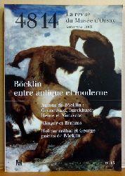 Böcklin, Arnold  48/14. Böcklin entre antique et moderne