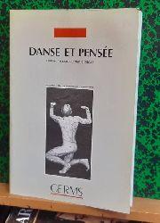 Bruni, Ciro  Danse et Pensee (Une autre scene pour la danse)
