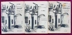 Albeniz, Isaac  Asturias + Granada + Sevilla (Transcription pour Guitare par Jose de Azpiazu)