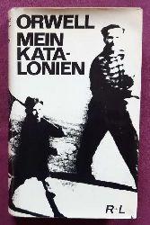 Orwell, George  Mein Katalonien