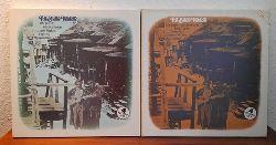 VA  The Blues Legend Vol. I + II 2 x 4 LP) (John Lee Hooker, Blind J. Davis, Sonny Terry & Brownie McGhee, Muddy Waters (je Interpret 1 LP + John Lee Hooker, Lightnin Hopkins, Leadbelly, Memphis Slim)
