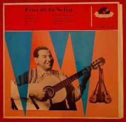 "Barboza, Agustin und his Trio (Paraguaio)  Ecos de la Selva LP 33 1/3 RPM 10"""