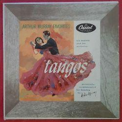 "Les Baxter And His Orchestra  Tangos LP 33 1/3 RPM 10"" Mono"