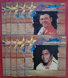 diverse  Sammlung von 10 LP