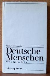 Benjamin, Walter  Deutsche Menschen (Eine Folge von Briefen)