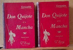 Cervantes Saavedra, Miguel de  El Ingenioso Hidalgo Don Quijote de la Mancha