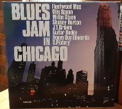 Various Artists  Blues Jam in Chicago 2LP 33 U/min.