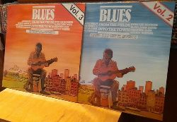 Various Artists  Blues from the Fields into the town Vol. 2 + 3 2LP 33 U/min.