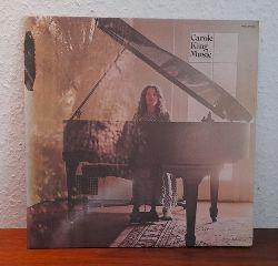 King, Carole  Music LP 33 1/3 UMin.