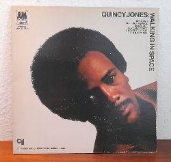 Jones, Quincey  Walking in Space LP33 1/3 RPM
