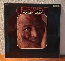 Howlin` Wolf  Chester Burnett Aka 2LP 33 U/min.
