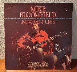 Bloomfield, Mike  Live Adventures LP 33 U/min.